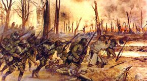 The deadliest campaign in American History. The Meuse-Argonne Offensive